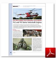 TV2 and TV3 Series Turboshaft Engines (L+K)