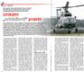 Unikátní vrtulníkový projekt