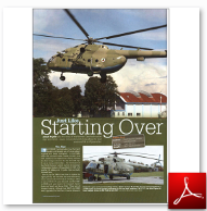 Just like starting over (airforcemonthly.com)